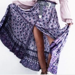 Spell & the Gypsy Collective Kombi Maxi Skirt
